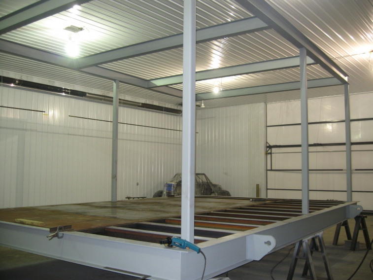 Self Framing Metal Buildings Metal Building Systems Oil